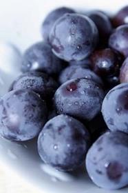 ブドウの栄養