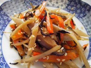 ゴボウ|日本人が好む野菜